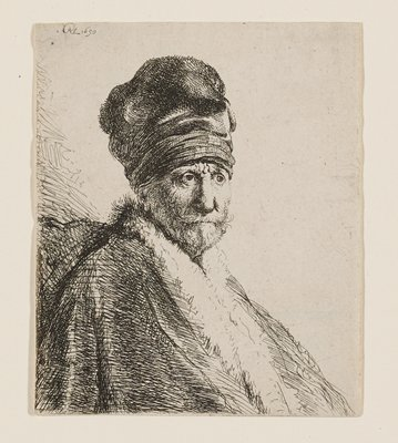 Rembrandt' Father?