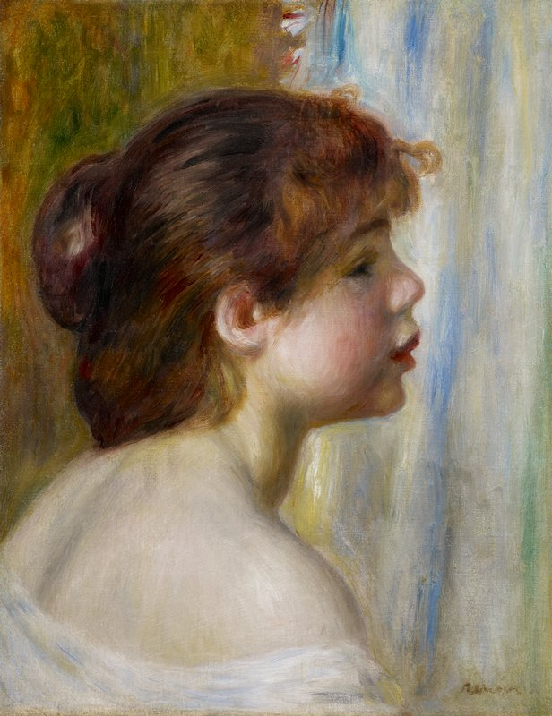 Unknown: Girl - Head