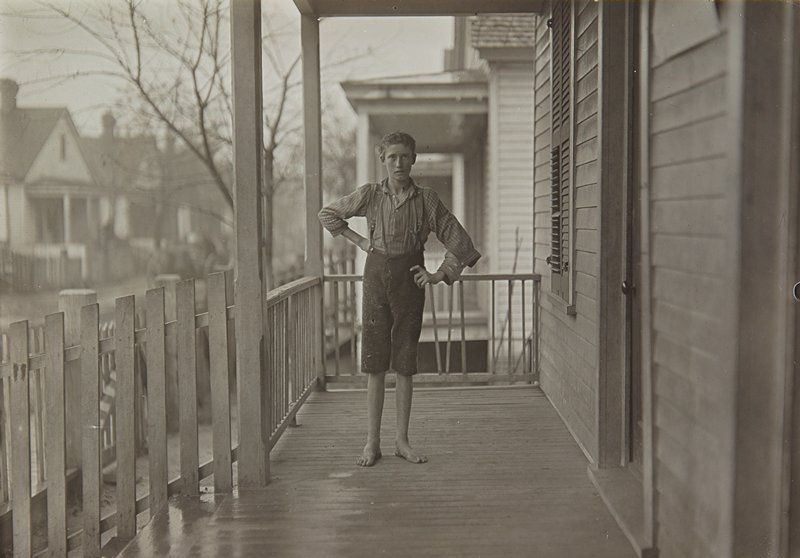 boy, Macon, Georgia