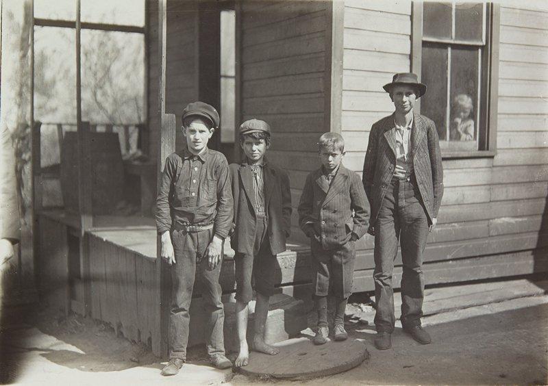 glassworkers, West Virginia