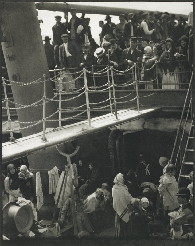 from '291' published, New York, 1915-16; twelve issues printed by letterpress with occasional handcoloring and one photogravure reproduced on tissue; photogravure is Alfred Stieglitz 'The Steerage' and appears in Nos.7-8 (September- October, 1915)