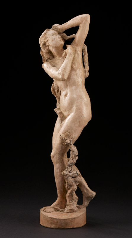 signed and dated on base, JBt. Carpeaux, 1874