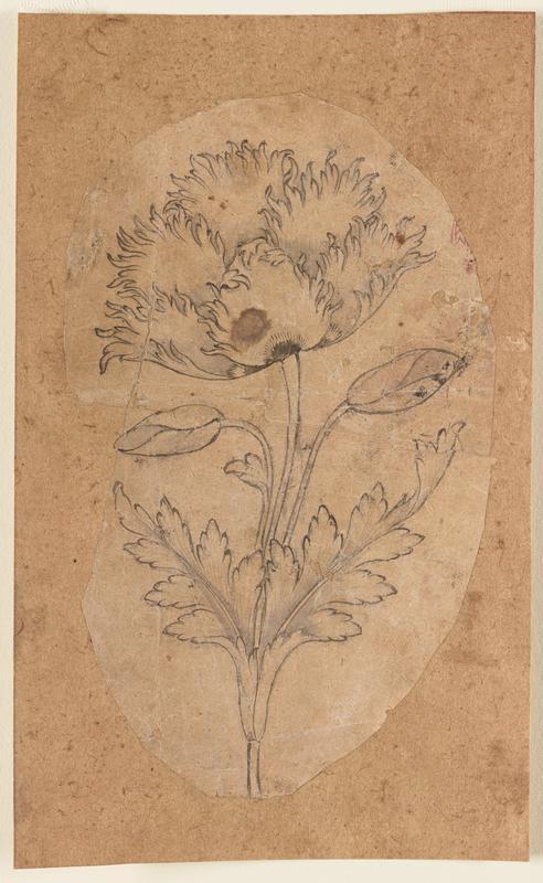 illustration from a Ramayana series; Bikaner