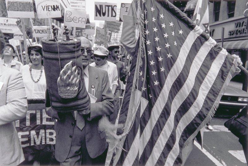 parade, American flag