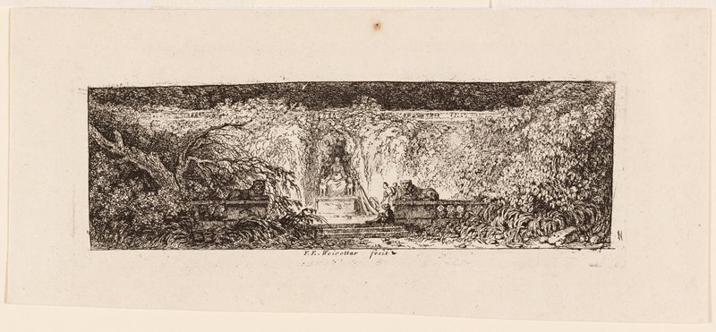 Loosely copied from bottom half of Fragonards Le Petit Parc, 2nd plate, Suite 5