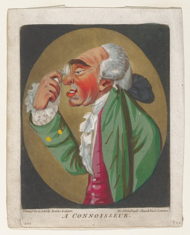 Caricature No. 402; See: P.16,946-P.16,951.
