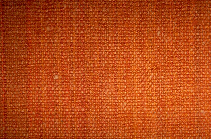 Plain weave with medium yarn. Plain weave with medium yarn. Burnt orange. Burnt Orange